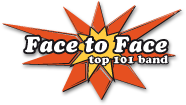 Logo Face to Face Band
